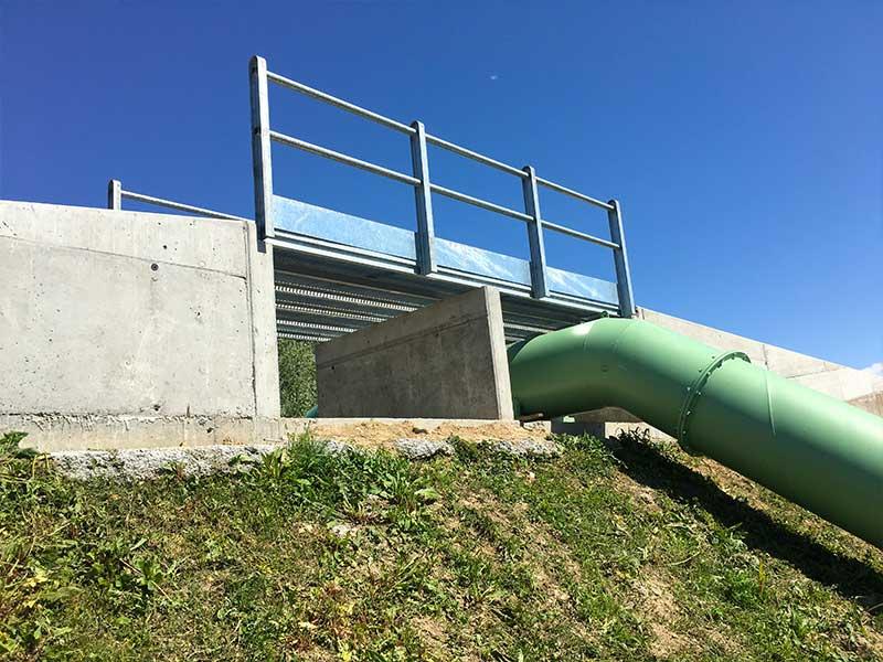 Recinzioni in ferro battuto per opere pubbliche -Pordenone -Portogruaro